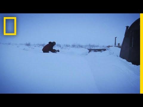 Crew vs. Cold - Behind the Scenes   Life Below Zero