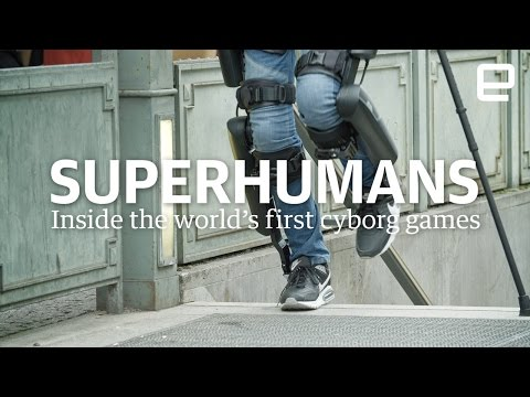 ReWalk has built a stair-climbing exoskeleton, enabling a paralyzed man to walk again