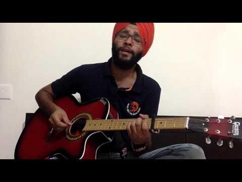 Bewafa    Gurnazar Feat Millind Gaba    Guitar Cover    Enjoy  ;)