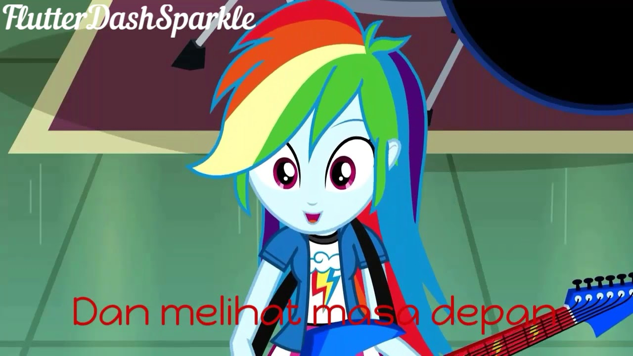 indonesia sub better than evermy little pony equestria