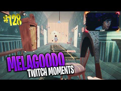 ZANONE ED IL VICINO   BLUR INVADE LE LIVE ALTRUI   Melagoodo Twitch Moments [ITA] #128