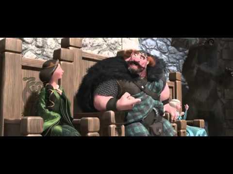 Ribelle – The Brave (Nuovo Titolo) – Trailer Italiano (2012)