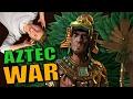 Kongo Capital Seige!! | Civilization 6: Aztec Gameplay [Civ 6 Let's Play Strategy] - Part 14