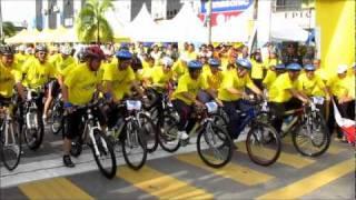Yellow Ride 2011 - Bandar Jasin, Melaka