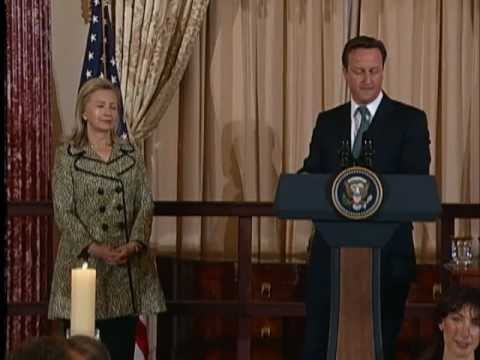 Secretary Clinton and Vice President Biden Deliver Remarks W