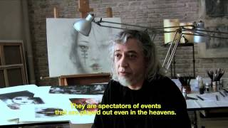 DEAD MOON presented by Luis Royo (English)