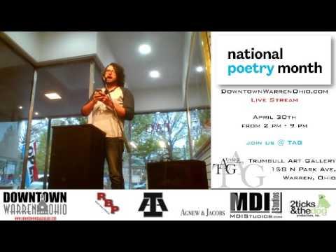 Open Mic Poetry Warren Ohio