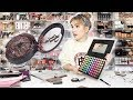 Download MIXING ALL MY EYESHADOWS TOGETHER | Wearing the Final Product!!