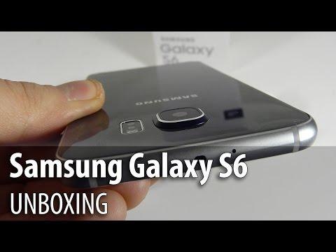 Samsung Galaxy S6 Unboxing în Limba Română (Full HD) - Mobilissimo.ro