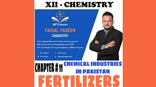 Gambar cover XII CHEMISTRY, TOPIC: FERTILIZERS