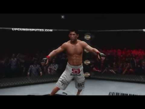 Эпичные нокауты в UFC Undisputed 3  |  Epic knockouts in UFC Undisputed 3