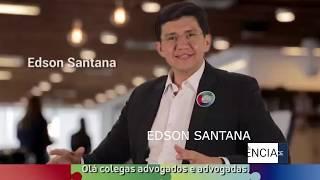 Edson Santana - Candidato à presidência da OAB/CE