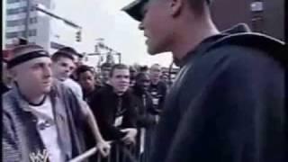 John Cena rap battles a fan + Lyrics