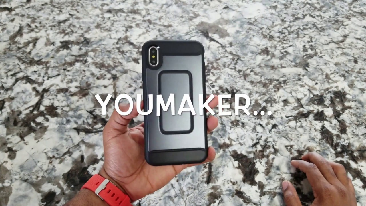 newest 9f08a 88456 Youmaker Shockproof Case for the All-New iPhone Xs Max...