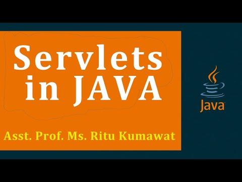 Servlet in Java , Java Technology (MCA), Gurukpo