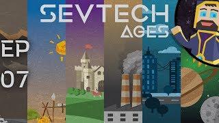 Video Sevtech: Ages 07 - Horsdedrawn Carts, Moving Day, Finding a River download MP3, 3GP, MP4, WEBM, AVI, FLV Juli 2018