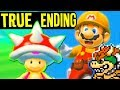 Super Mario Maker 2 - TRUE ENDING After the Game is OVER Secret Levels + All Endings