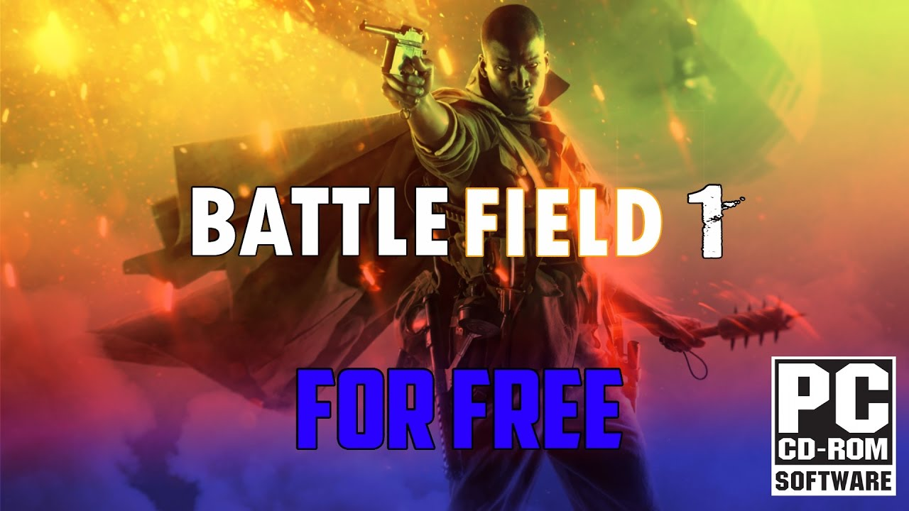 Free poster design software for windows 8 - How To Get Battlefield 1 For Free Voice Tutorial Windows 7 8 10
