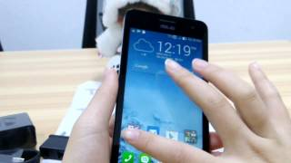 Asus ZenFone 5 Unboxing & Phone Review ( Music , Game , Video , Call ,Setting ....)