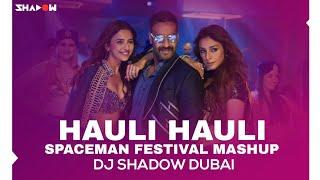 Hauli Hauli x Spaceman Festival Mashup DJ Shadow Dubai Mp3 Song Download
