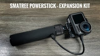 Smatree PowerStick Expansion Pack | GoPro & Osmo Action