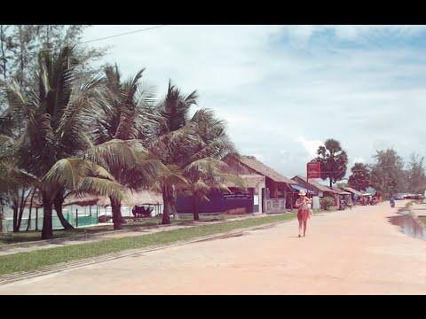 Sihanoukville Beach Holiday in Cambodia