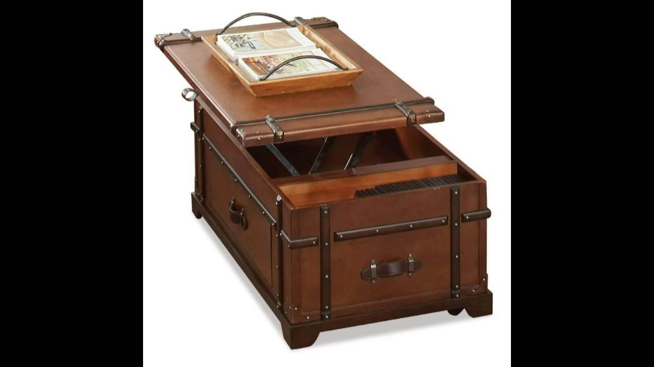 Coffee Table Converts To Desk Small Lift Top Tables