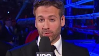 MAX KELLERMAN IMMEDIATE REACTION TO GOLOVKIN'S WIN OVER JACOBS; WONDERS IF AGE CATCHING UP TO HIM
