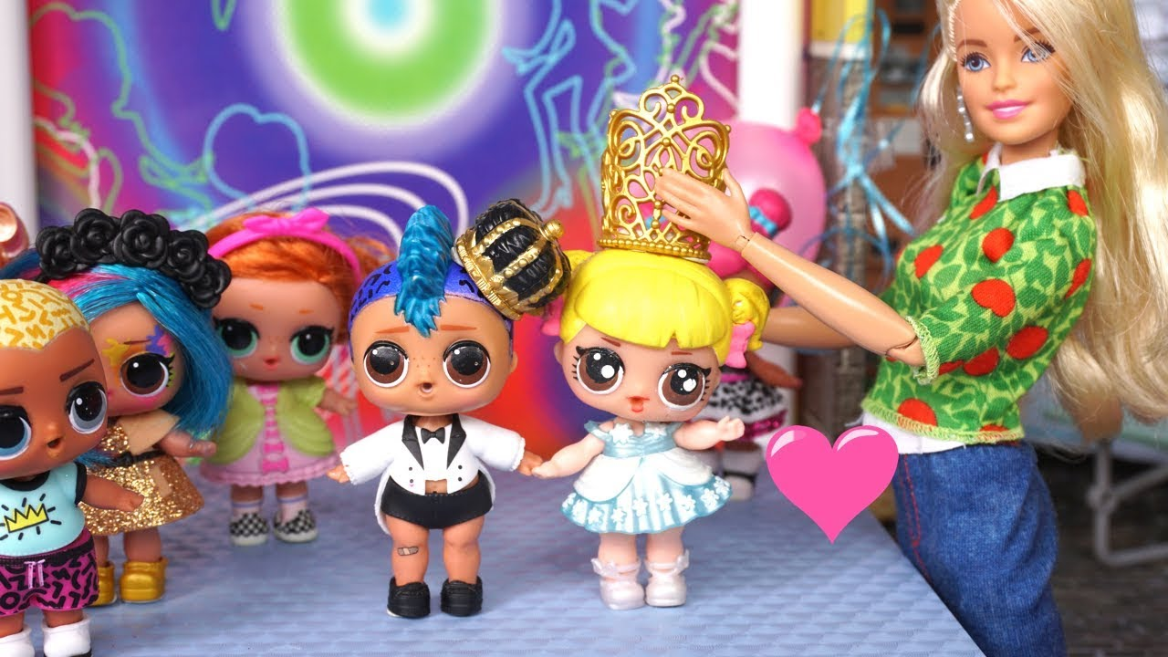 Quiere Goldie Juguetes Al Con Historias De Lol Ir Boi Baile Punk Bebe Prom La FlKT1cJ
