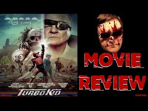 TURBO KID (2015) - Movie Review