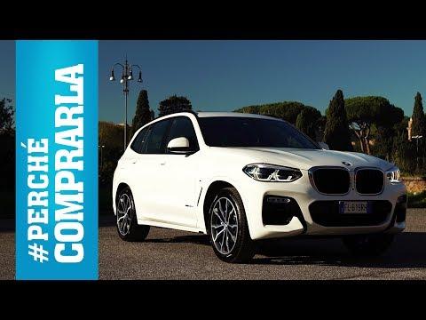 BMW X3 (2017) | Perché Comprarla... e perché no