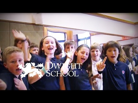 Dwight School Moving Up Video 2015