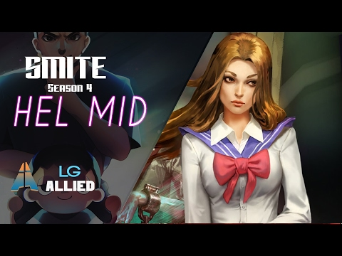 Smite [LG] Allied - DON'T LISTEN TO REDDIT, HEL IS BROKEN - CONQUEST WITH THE LG SQUAD