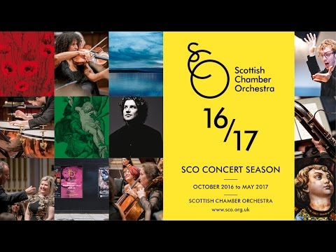 Scottish Chamber Orchestra | Welcome to Season 2016/17