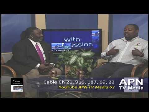 APN TV Media 63 - Interview with Coach Malik Hall
