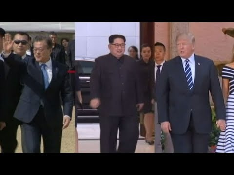 High-stakes North Korea talks