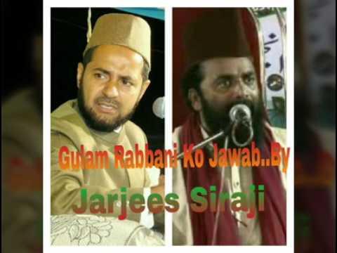 Gulam Rabbani ki watt(???)Lga di Maulana Jarjees ne,.part-222