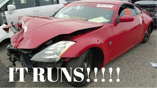 Buying a $650 Nissan 350z!!