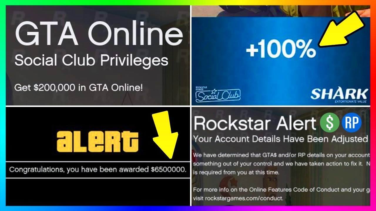 9836bfcd400 GTA ONLINE FREE MONEY IS HERE! - NEW DLC CONTENT RELEASE DATES ...
