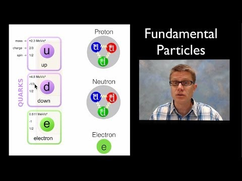 Fundamental Particles