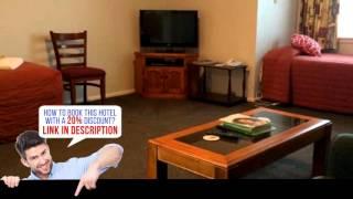 Earnslaw Motel, Christchurch, New Zealand, HD Review