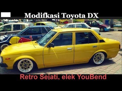 Modifikasi Toyota DX