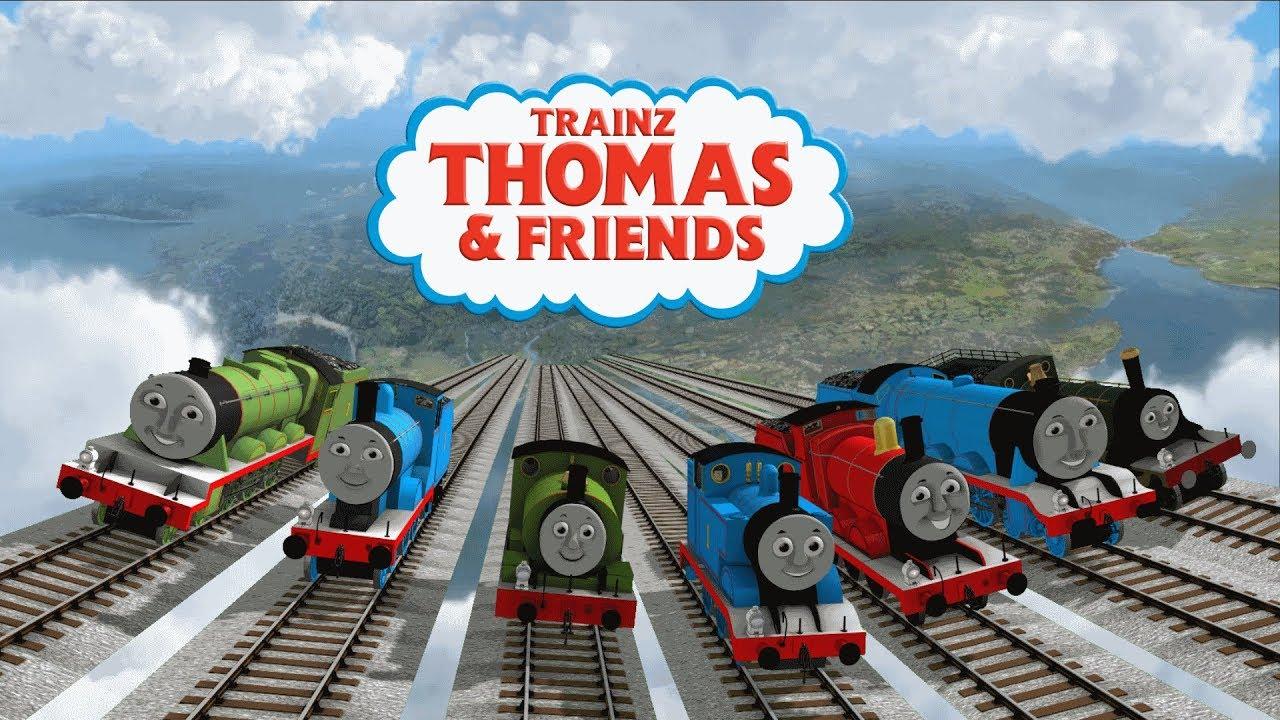 Trainz Thomas & Friends: Meet the Engines!