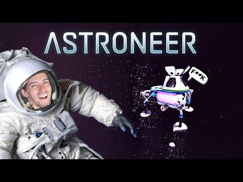 Make THE FINAL FRONTIER - Astroneer Gameplay Part 4 Snapshots
