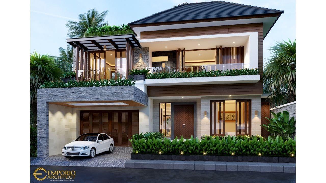 Jasa Arsitek : 3D Video Desain Rumah Bapak Hayadi ...