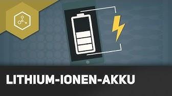 Lithium-Ionen-Akku - Der Held des Tages ● Gehe auf SIMPLECLUB.DE/GO & werde #EinserSchüler