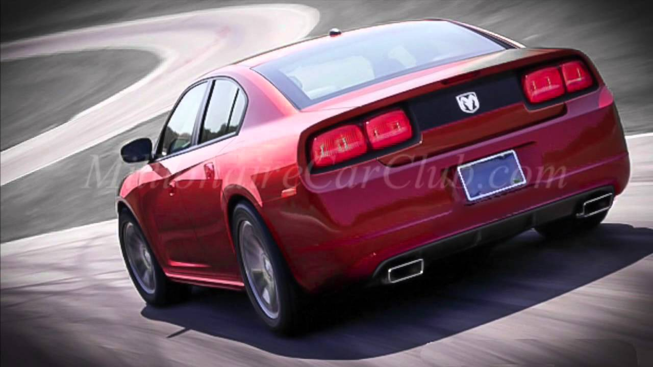 2016 Dodge Charger Redesign Preview Youtube