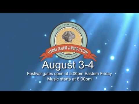 2012 Gulf County Florida Scallop Festival