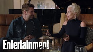 Bradley Cooper And Lady Gaga's Instant Connection On 'A Star Is Born' | Entertainment Weekly mp3