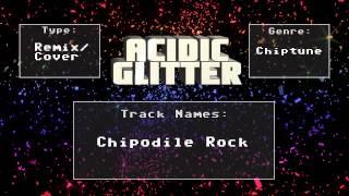 Crocodile Rock - chiptune 8-bit style